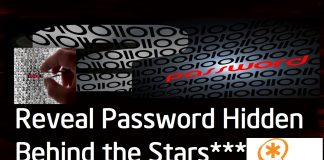 How To Reveal Hidden Password Behind Asterisk FREE Without Any Tool