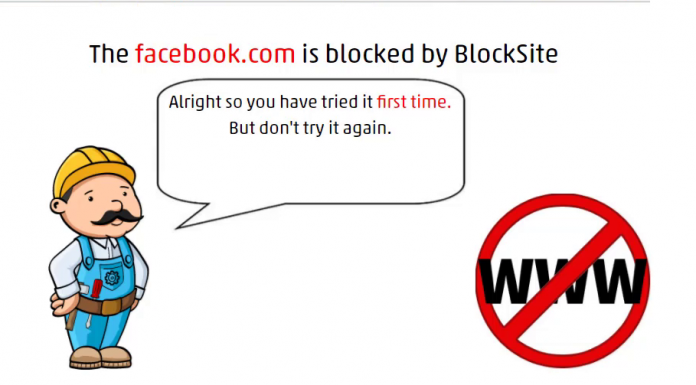 How To Block A Website on Mac or Windows 10