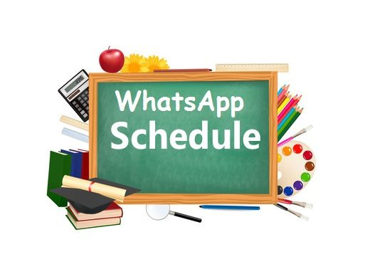 Schedule WhatsApp Message Android