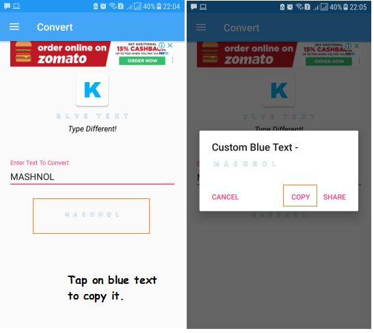 How To Send Colourful WhatsApp Messages In Cool Font Styles