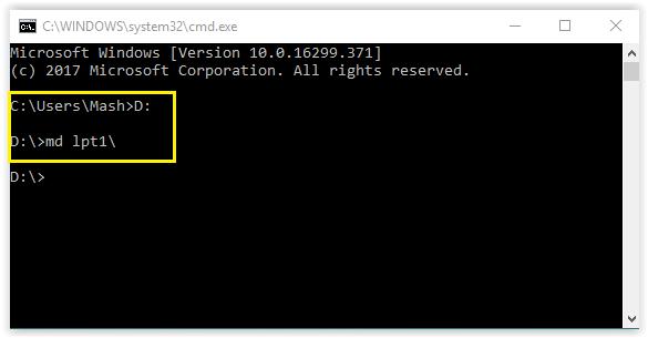 create or make undeletable and unrenamble folder in Windows 10 8 7