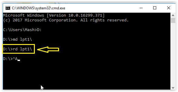 how to delete undeletable and unrenamble folder in Windows 10 8 7