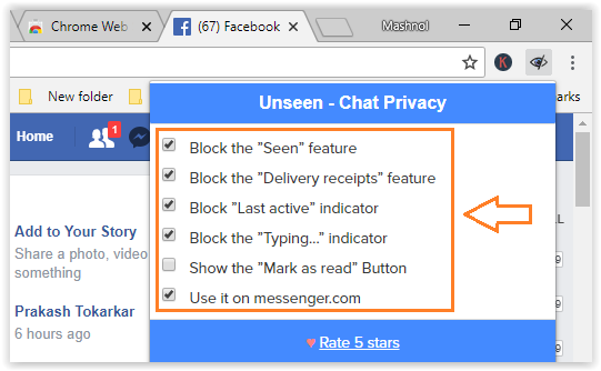 How to Hide Last Seen or Last Active Time on Facebook Chat