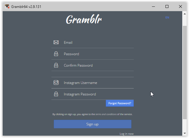 How to post on Instagram from Computer in Windows and Mac using Gramblr Tool