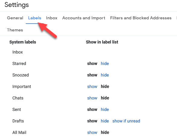 How To Create & Delete Folders In Gmail