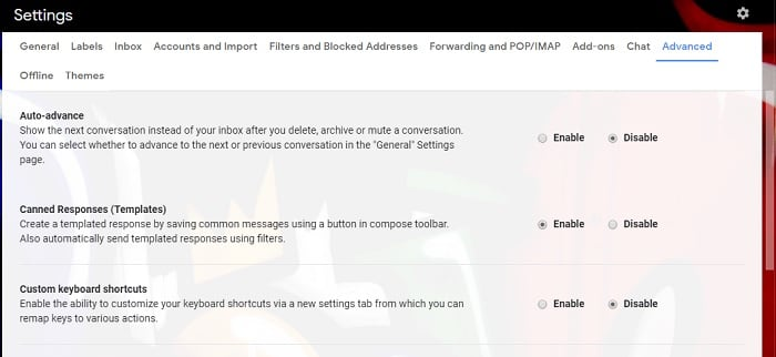 How To Set Gmail Auto Reply