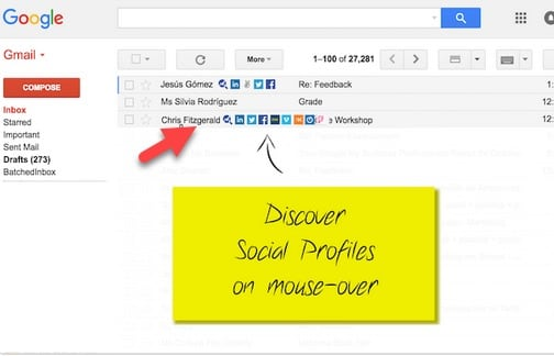 how to find someones gmail address