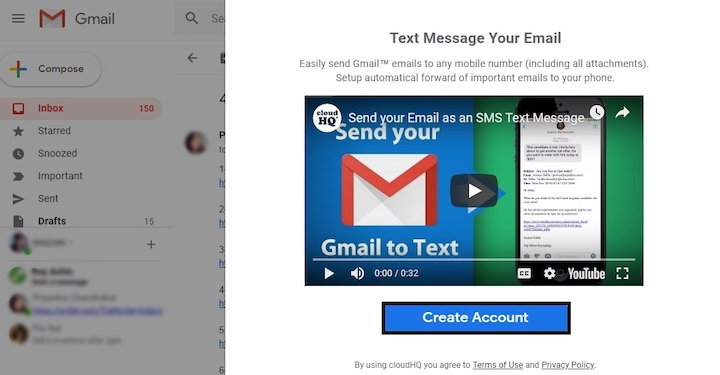 How to Send Text from Gmail - Mashnol