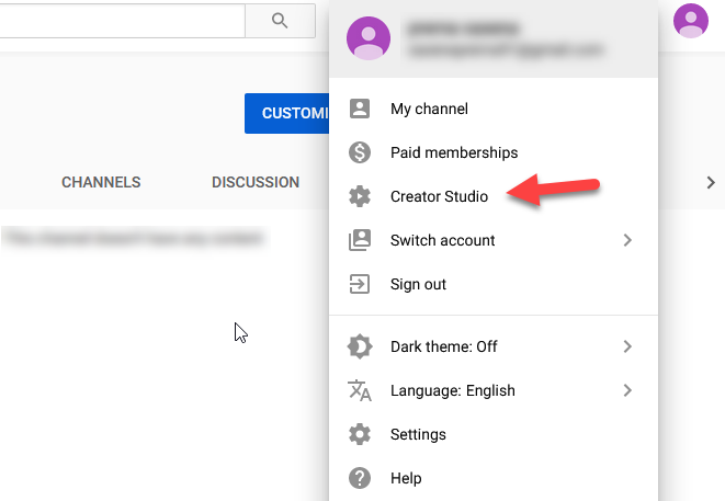 How To Share A Private Youtube Video
